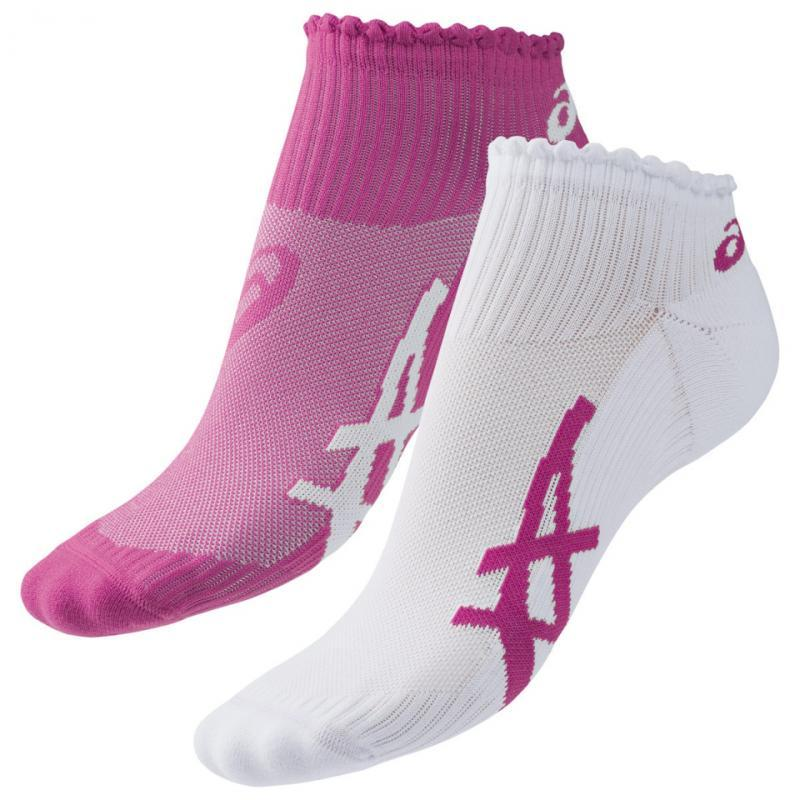 Носки ASICS 2PPK WOMENS SOCK Женские Pink