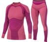 Комплект термобелья Craft Warm Pink женский