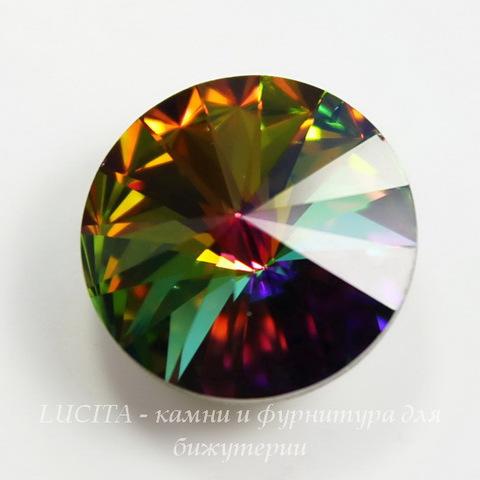 1122 Rivoli Ювелирные стразы Сваровски Crystal Vitrail Medium (12 мм) ()