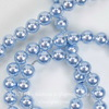 5810 Хрустальный жемчуг Сваровски Crystal Light Blue круглый 4 мм, 10 штук