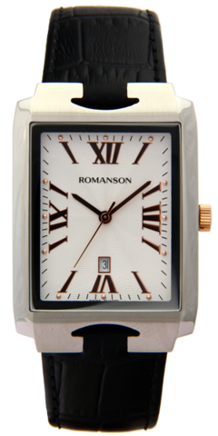 Купить Наручные часы Romanson TL0186C XJ WH по доступной цене