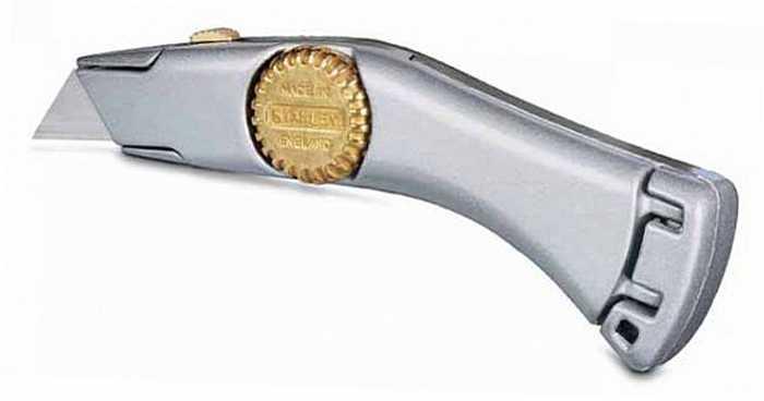 Профессиональный строительный нож Titan RB Stanley 1-10-122