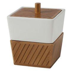 Емкость для косметики Creative Bath Spa Bamboo