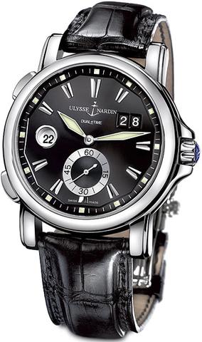 Купить Наручные часы Ulysse Nardin 243-55-92 GMT Dual Time по доступной цене