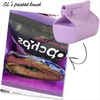 Ланч-Бокс (Контейнер для еды) Compleat Foodbag Лиловый (Unikia)