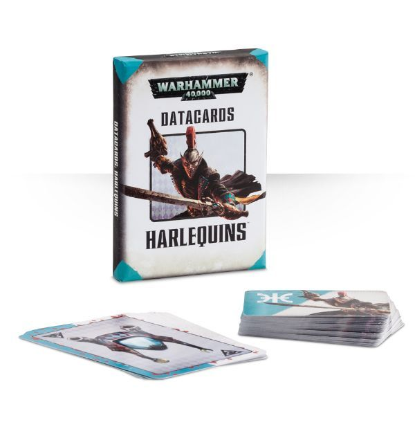 Datacards: Harlequin