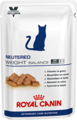 Royal Canin Vet Neutered Weight Balance (pouch)