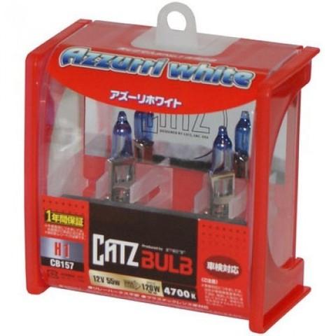 Газонаполненные лампы CATZ H1 CB157 (4700К)