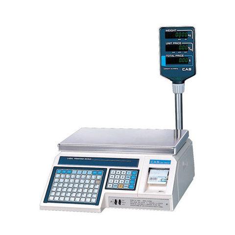Весы с печатью этикеток CAS LP-15R (1.6)