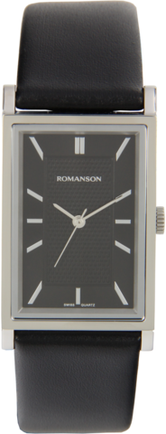 Купить Наручные часы Romanson DL3124C MW BK по доступной цене