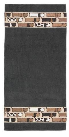 Полотенце 30x50 Feiler Zamperl серое