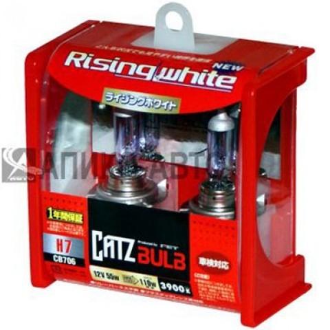 Газонаполненные лампы CATZ H7 CB706 (3900К)