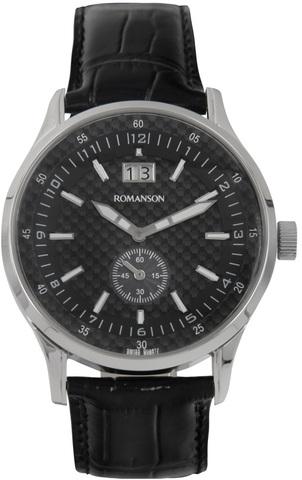 Купить Наручные часы Romanson TL4131B MW BK по доступной цене