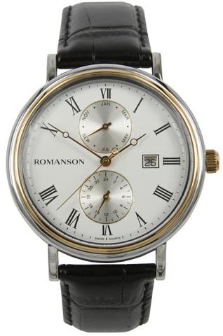Купить Наручные часы Romanson TL1276B MC WH по доступной цене