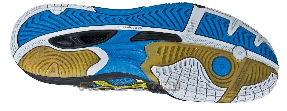 Asics Gel-Blade 4 Кроссовки волейбольные -  - купить в интернет-магазине Five-sport.ru. Фото, Описание, Гарантия.
