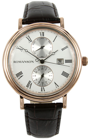 Купить Наручные часы Romanson TL1276B MR WH по доступной цене