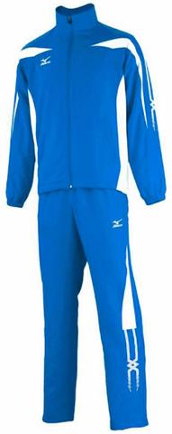 Спортивный костюм Mizuno Woven Track Suit голубой