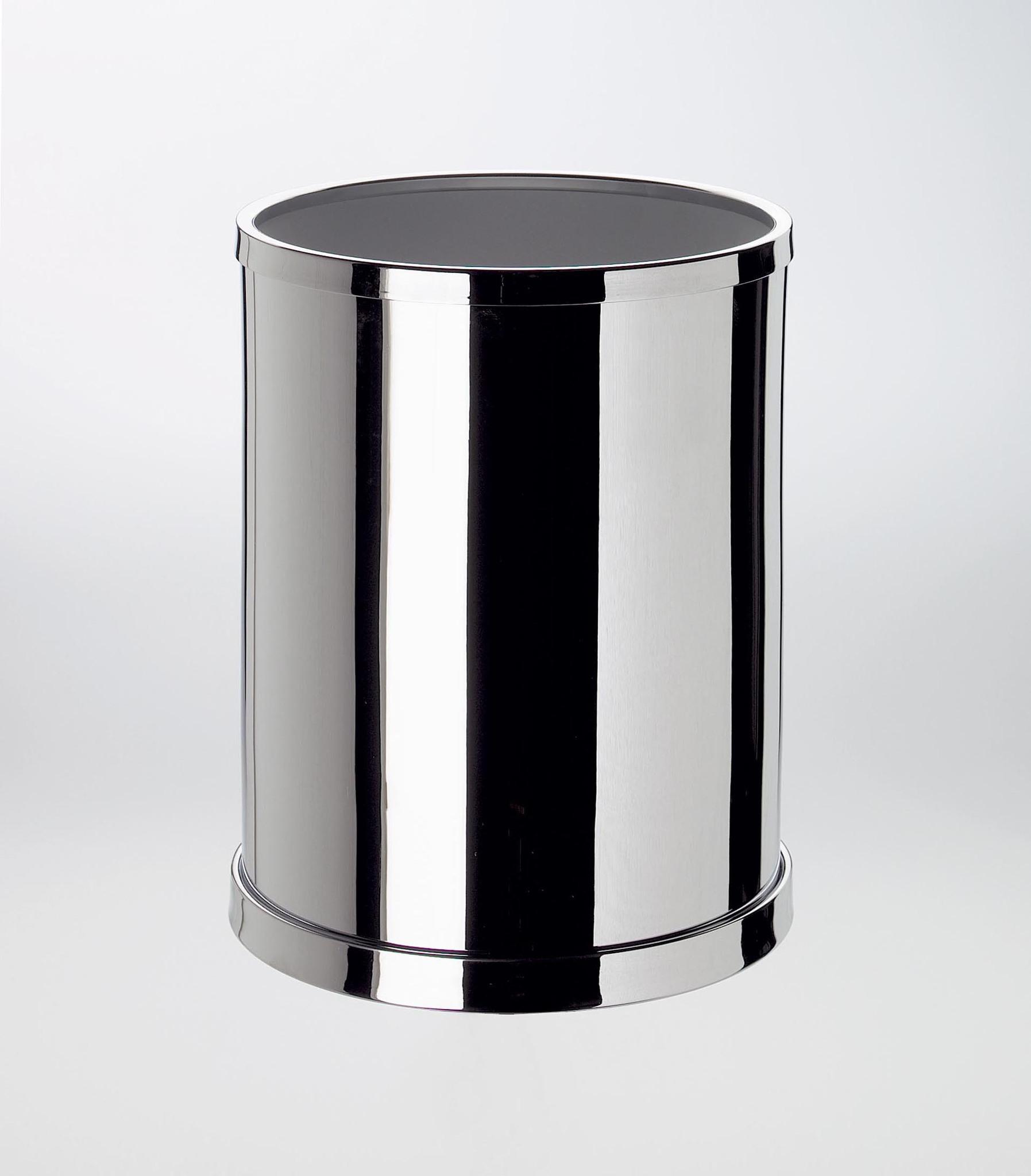 Ведра для мусора Ведро для мусора Windisch 89126CR Plain korzina-dlya-musora-89126-plain-ot-windisch-ispaniya.JPG