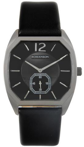 Купить Наручные часы Romanson TL1247 MW BK по доступной цене