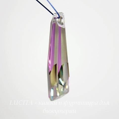 6017/G Подвеска Сваровски Cristalatite Grand Crystal Vitrail Light 30 мм ()