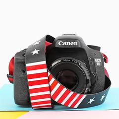 Ремень для фотоаппарата Капитан Америка