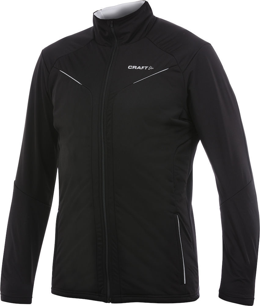 Мужская лыжная куртка Craft Storm Black (194653-9900)