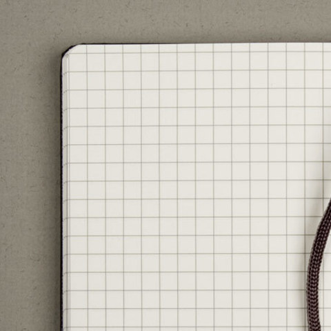Moleskine Pocket Squared Notebook