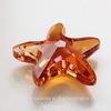 6721 Подвеска Сваровски Морская Звезда Crystal Astral Pink  (20 мм) ()