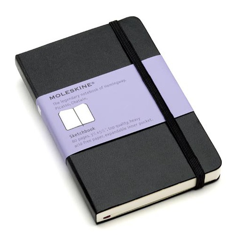 Moleskine Pocket Sketchbook