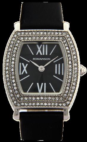 Купить Наручные часы Romanson RL8209C LW BK по доступной цене