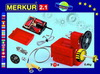 Merkur M 2.1 Металлический конструктор Электромотор