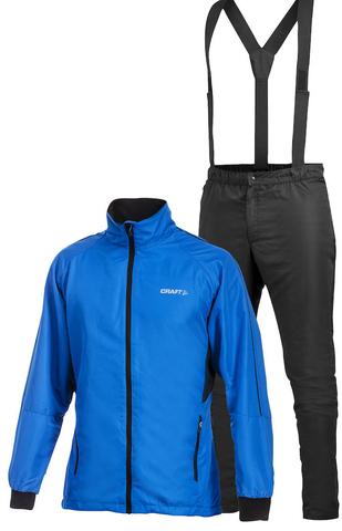 Лыжный костюм Craft Active Training мужской синий