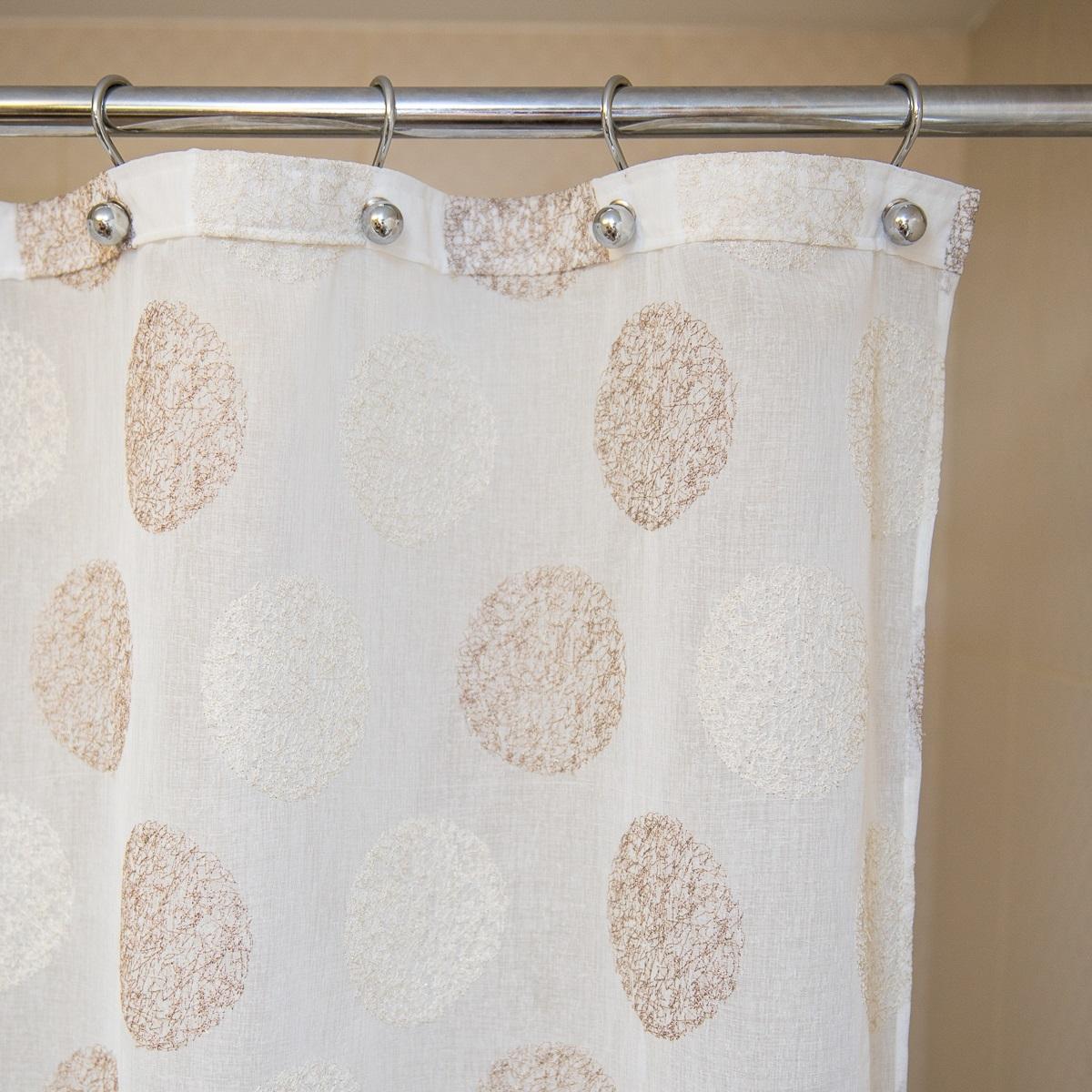 Шторки для ванной Шторка для ванной 180x200 Arti-Deco Aviles Beige elitnaya-shtorka-dlya-vannoy-aviles-beige-ot-arti-deco-ispaniya.jpg