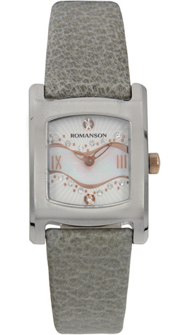 Купить Наручные часы Romanson RL1254 LJ WH по доступной цене
