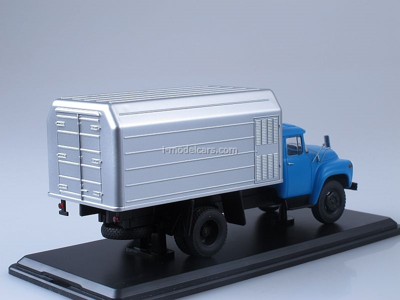 ZIL-130 LUMZ-890B 1:43 Start Scale Models (SSM)