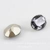 4120 Ювелирные стразы Сваровски Crystal Silver Night (18х13 мм) ()