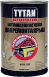 Tytan Professional Битумная Шпатлевка для Ремонта Крыш черный 1кг