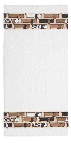 Полотенце 50x100 Feiler Zamperl белое