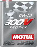 MOTUL 300V TROPHY 0W40 синтетическое моторное масло