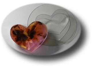 Сердечко Форма для мыла