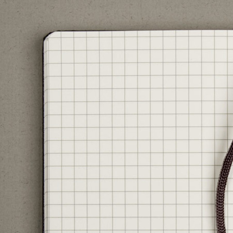 Moleskine Soft Pocket Squared Notebook