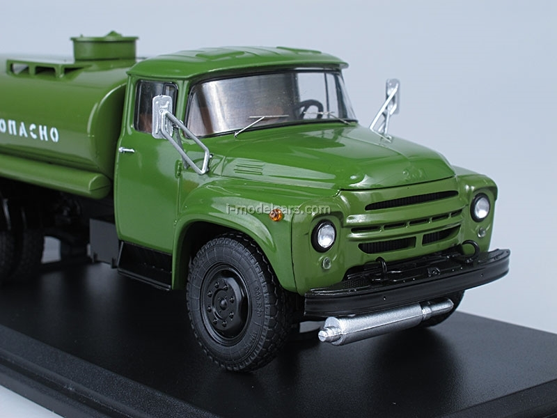 ZIL-130 TSV-6 khaki 1:43 Start Scale Models (SSM)