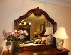 комод с зеркалом 10-19 ( American Furniture Company )