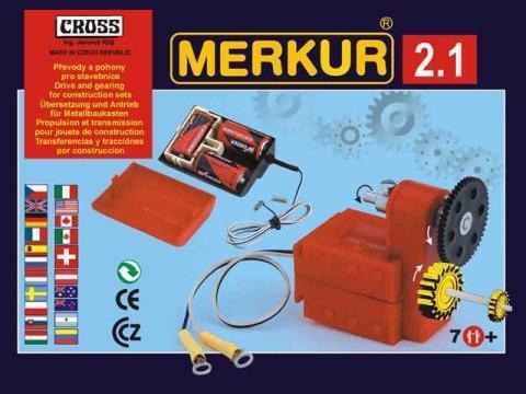 Merkur M 2.2 Металлический конструктор Приводы и передачи