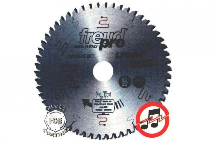 Диск пильный Freud LP85M003 для алюминия и ламината 23254