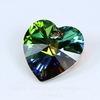 6228 Подвеска Сваровски Сердечко Crystal Vitrail Medium (14,4х14 мм) ()