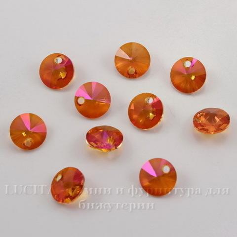 6428 Подвеска - Rivoli  Сваровски Crystal Astral Pink (8 мм) ()
