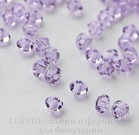 5328 Бусина - биконус Сваровски Violet 4 мм, 10 штук ()