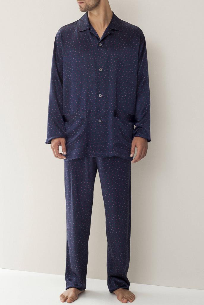Мужская пижама из шелка Zimmerli (Домашние костюмы и пижамы)