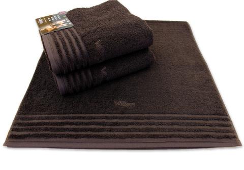 Набор полотенец 2 шт Vossen Vienna Style dark brown